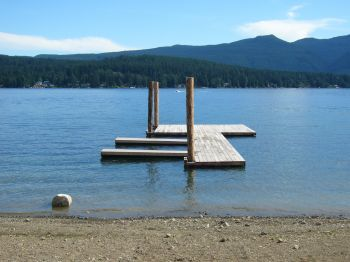 dockside lakefront lots at sproat lake