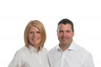 Karen and Chuck Bennett