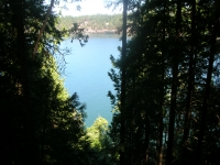 Central Location with Ocean Views - Dockside Realty Saturna Island