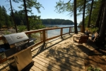 TIMBERFRAME COTTAGE!   Oceanfront Lots for Home and Recreation, Quadra Island