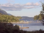 1.66 Acres Best Waterfront Value on Lake Cowichan