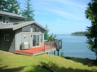 Spectacular Waterfront - Dockside Realty Saturna Island