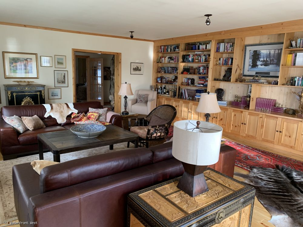 Luxury Lakefront Living on Pristine Francois Lake - 116 acres