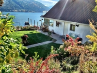 Spectacular Lakefront Home with 3 Rental Cottages