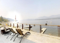 Lakefront Shuswap Home with Dock & Boat House