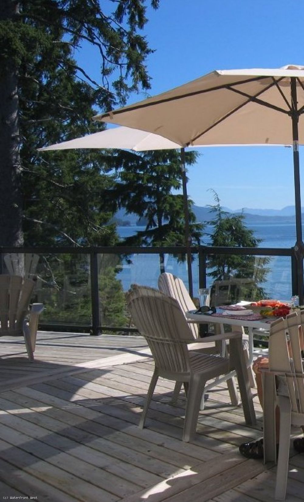 SOLD! Idyllic Oceanfront Turn-Key Beach House for Sale near Ucluelet